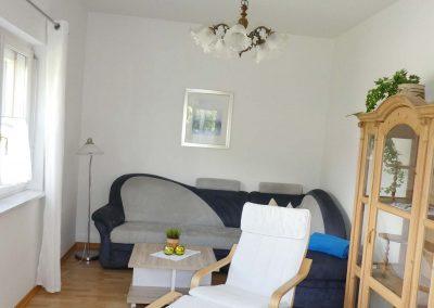 Ferienwohnung 1 Wohnzimmer